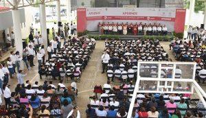 Arranco primera etapa del transporte gratuito en Campeche: Moreno Cárdenas