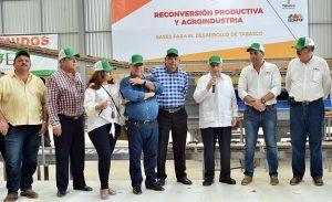 Avanza en Tabasco reconversión y agroindustria: Núñez