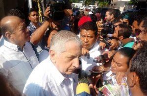 Daremos la lucha junto con legisladores por el presupuesto 2018: Arturo Núñez Jiménez