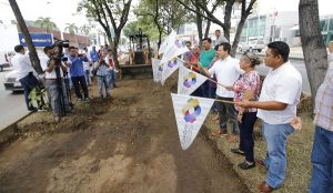 Ampliarán de dos a cuatro carriles en Ruiz Cortines a la altura de Lomalinda