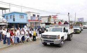 Inicia Programa Emergente de Bacheo para más de 30 colonias de Villahermosa