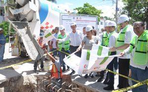 Reforzamos el tejido social en Benito Juárez: Remberto Estrada Barba