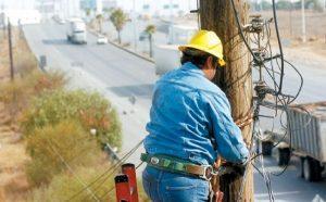 Restablecido, 85 por ciento de energía eléctrica en Baja California Sur