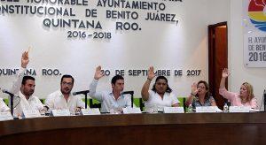 Determina Cabildo de BJ nueva nomenclatura en dos vialidades de Cancún