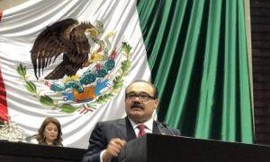 Instalan Mesa Directiva en la Cámara de Diputados; asume titularidad Jorge Carlos Ramírez Marín