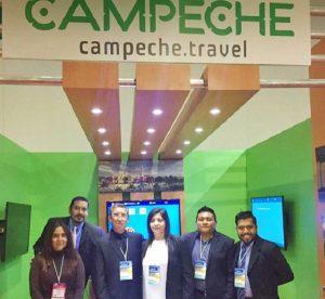 Campeche participa en Feria de IBTM Latín América