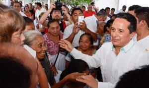 El manejo honesto de los recursos mejora la calidad de vida de las personas: Carlos Joaquín