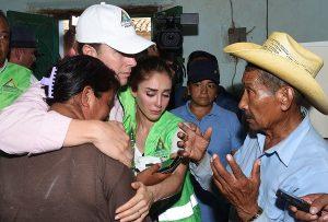 Promete Velasco pensión vitalicia para familiares de fallecidos en Chiapas