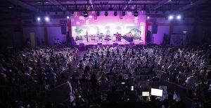 Espectacular cierre del Festival Internacional de Marimbistas