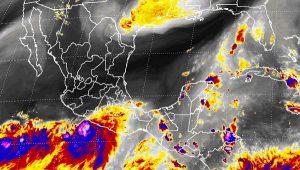 La tormenta tropical Max ocasionará tormentas torrenciales en Guerrero y Michoacán