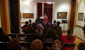 Exitoso concierto Sonidos del Cosmos, en la Casa Carlos Pellicer