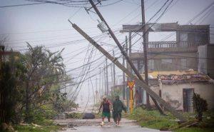 Graves daños y un millón de evacuados deja Irma en Cuba
