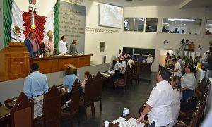 Da entrada Congreso de Tabasco a propuestas en materia ambiental, seguridad social y fiscalización