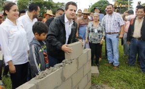 Inicia la construcción de Unidad Deportiva en La Manga II, una de las más modernas del estado