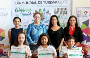 Celebra Ayuntamiento de Benito Juárez Día Mundial del Turismo con una semana de actividades
