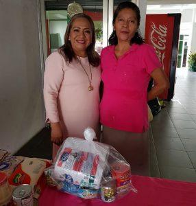 Son tiempos de ayudar a México: Yolanda Rueda