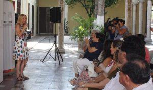 Inauguran el X Encuentro México Joven dialogARTE