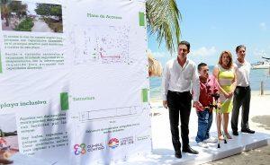 Cancún, destino turístico multicultural, incluyente y accesible: Remberto Estrada