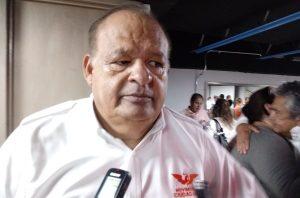 Firmes mis aspiraciones por la gubernatura de Tabasco: Pedro Jiménez León