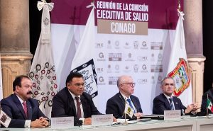 Rolando Zapata Bello, nuevo coordinador de la Comisión de Salud en la Conago