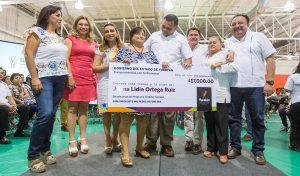 Impulso al carácter emprendedor de jefas de familia de Yucatán
