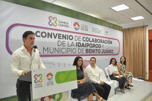 Manejo responsable y transparente de las Finanzas municipales: Remberto Estrada Barba