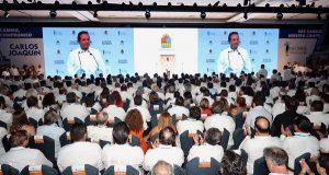 Impulsamos el cambio para resolver los problemas de la gente en Quintana Roo: Carlos Joaquín
