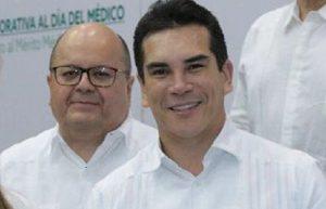 Trabajo mata grilla, las obras se concluirán en Campeche: Alejandro Moreno Cárdenas