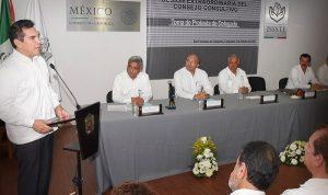 Anuncia Alejandro Moreno Cárdenas nueva clínica del ISSTE en Campeche