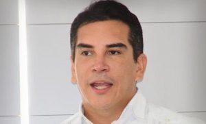 Campeche tendrá buen cierre de año: Alejandro Moreno Cárdenas