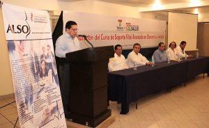 Actualizan a médicos en Tabasco, para evitar mortalidad materna