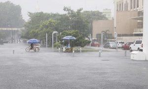 Alerta Protección Civil lluvias torrenciales dos días en Tabasco