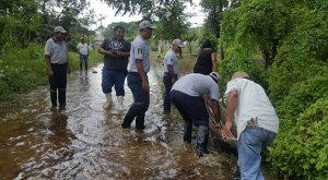 Atiende IPC a familias afectadas por el Usumacinta