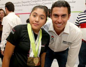 Lanza Ayuntamiento de Benito Juárez convocatoria para premiar merito deportivo