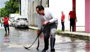 Ayuntamiento de Benito Juárez redobla esfuerzos para mantener la ciudad eficiente