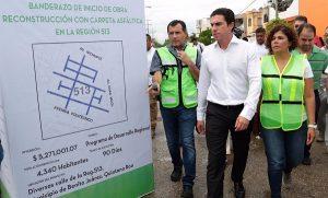 El Cancún de 10 debe verse en la calidad de la vida de todos: Remberto Estrada Barba