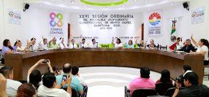 Fortalece Remberto Estrada Plan Anticorrupción