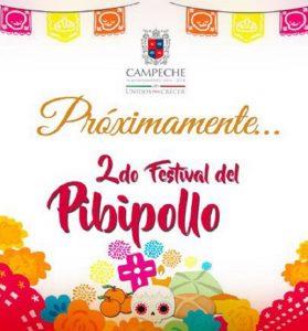Este 27 de octubre, segundo Festival del Pibipollo en Campeche