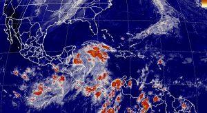 En regiones de Oaxaca y Chiapas se prevén tormentas intensas