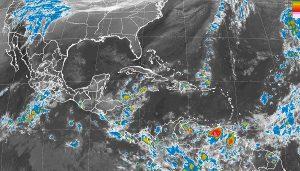 Se pronostican tormentas fuertes en Michoacán, Guerrero, Veracruz, Oaxaca y Chiapas