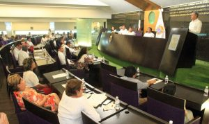 Seguiremos trabajando con responsabilidad por Campeche: diputados