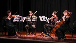 En Yucatán, resurgirán autores clásicos con el Cuarteto Fusión