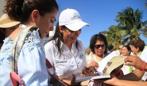 Ponen en marcha el programa Desarrollo de Cultura Turística y Sustentable en Puerto Morelos