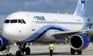 Suspende Interjet 5 rutas de vuelos desde CDMX