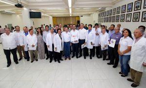 Distingue Gaudiano a profesionales de la salud por Día del Médico