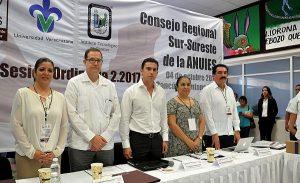 Educación superior es antídoto a la violencia: Remberto Estrada Barba