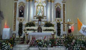 Festejan creyentes a San Judas Tadeo