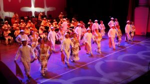 Folclor yucateco, en el Festival de Tradiciones de Vida y Muerte de Xcaret
