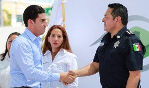Policía municipal reestructura operatividad de tránsito en zona hotelera Cancún