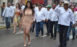 Renuncia María Debernardi a ser candidata a Reina del Carnaval de Veracruz